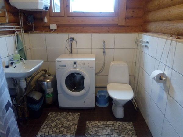 Tuula-mökki wc, Sorjosen lomamökit Sulkava